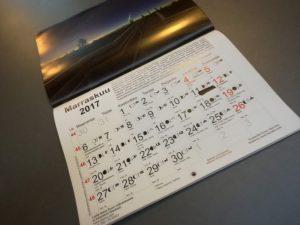 Puutarhurin kuukalenteri